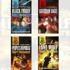 CHERUB Collection 4 Books Set By Robert Muchamore,People's Republic PaperbackNew