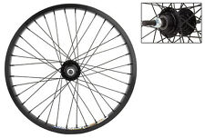 "20"" bmx bike REAR wheel WEINMANN DM30 36H Alloy 3/8"" Nut FLIP FLOP HUB"