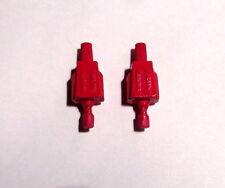 Transformers Diaclone Rojo Countach Sunstreaker cohetes mano fundido Reproducción