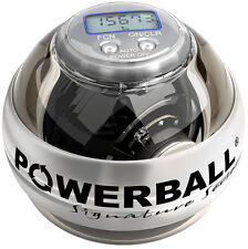 NSD Neon White Pro Powerball Signature KB188-LCW Power Ball Gyro