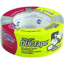 3 pk Intertape  1.87x55yd Silver Duct Tape water and tear resistant 6900
