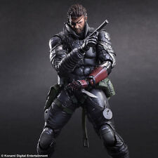 SQUARE ENIX PLAY ARTS Metal Gear Solid Venom Snake Sneaking Suit Figure In Stock