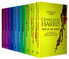 Sookie Stackhouse Series True Blood 10 Books Collection Set Charlaine Harris New