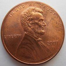 USA 1 CENT 2007 D