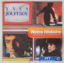 PTT Communications 45 Tours Yves Jouffroy 1983