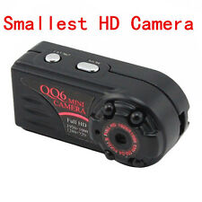 Smallest 1080P Full HD Night Vision Spy Pinhole micro camera HD DVR Recorder DE