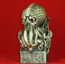 The 'Cthulhu' Octopus Figurine after H. P. Lovecraft | Othulhu Statue Sculpture