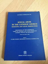 R. KARL HANSON, SEXUAL ABUSE IN THE CATHOLIC CHURCH. SCIENTIFIC/ LEGAL PERSPECTI