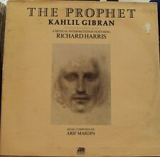 THE PROPHET KAHLIL GIBRAN FEATURING RICHARD HARRIS 1974 MUSIC BY ARIF MARDIN