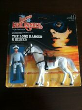 The Legend of the Lone Ranger and Silver Horse Gabriel Rare Two-Pack Mosc