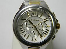 Michael Kors Women's MK5653 Camille Two-Tone Stainless Steel Watch
