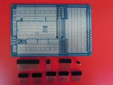 1x Prototype PCB for Arduino Mega 2560 R3 FADILAB SMD.Shield Board. GENUINO. eu