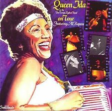 Bon Temps Zydeco Band, Queen Ida, On Tour, Excellent