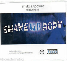 SHY FX & T-POWER feat. DI - SHAKE UR BODY (4 tracks plus video CD single)