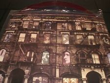 LED ZEPPELIN  Physical Graffiti  color vinyl 2-LP unplayed