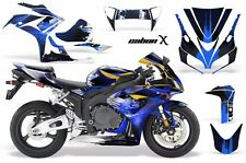 AMR Racing Graphic Kit Wrap Part Honda CBR1000 RR Street Bike 2006-2007 CRBNX U