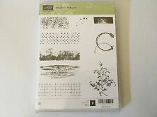 Stampin Up Timeless Textures Stamp Set * Brand New*