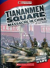 The Tiananmen Square Massacre by Wil Mara (2013, Paperback)