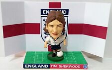 Prostar 1995 Corinthian Micro Figure TIM SHERWOOD - ENGLAND on Custom Display