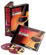 Esteban's Complete Guitar Course for Beginners by León Staff Esteban Mateo (200…