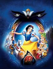 SNOW WHITE LAMINATED MINI MOVIE POSTER no 11 DISNEY