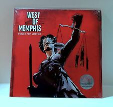VARIOUS West Of Memphis Voices For Justice VINYL 2xLP Sealed NICK CAVE Vedder