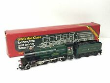 Hornby R759 GWR Hall Class 4983 Albert Hall GWR Green