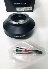NRG STEERING WHEEL SHORT HUB ADAPTER KIT EK CIVIC S2000 PRELUDE ACURA CL RSX TL