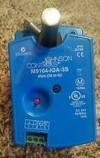 Johnson Controls m9104-iga-3s Electric Actuator