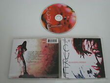 THE CURE/BLOODFLOWERS(FICTION FIXCD31+POLYDOR 543 123-2) CD ALBUM
