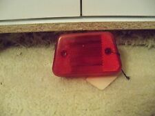 Vintage Arctic Cat Tail Light Lens #0109-410