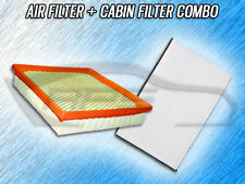 AIR FILTER CABIN FILTER COMBO FOR 2006 2007 2008 2009 2010 2011 CHEVROLET IMPALA
