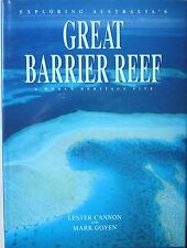Exploring Australia's Great Barrier Reef - Lester Cannon & Mark Goyen, Aquarium