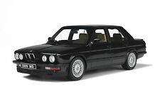 1:18 Otto mobile BMW m5 e28 Black Noir Neuf New
