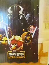 """Star Wars Angry Birds shower curtain =NEW=70"""" X 72"""""""