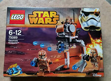 LEGO STAR WARS: GEONOSIS TROOPERS 75089 - NUOVO!!!!!