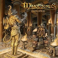 MINOTAURUS - Insolubilis CD 2016 + free sticker Ancient Epic Metal *NEW*