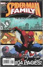 SPIDER-MAN FAMILY THE BLACK COSTUME (VF/NM) 104 PAGES