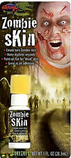 HALLOWEEN LIQUID LATEX 29.5ML MAKE UP SFX SCARS WOUNDS BEARDS APPLY GLUE HOLD