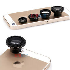 4 in 1 Magnetic Camera Lens Kits for iPhone 7 6S Smartphones Tablet