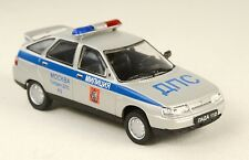 DeAgostini - MOCKBA Russian Police - MINT, OPENED PACKAGING - 1:43