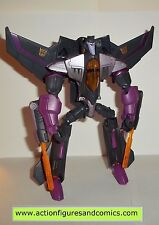 TRANSFORMERS animated SKYWARP voyager class complete 2008 hasbro toys