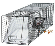 Rodent Animal Mouse Humane Live Trap Mice Rat Control Catch Bait Hamster Cage US