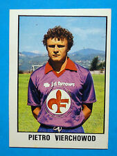 CALCIO FLASH 1981-82 Lampo Figurina-Sticker n.143-VIERCHOWOD-FIORENTINA-New