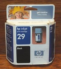 Genuine HP 29 Black Inkjet Print Cartridge (51629A) *EXPIRED* *NEW IN BOX*
