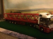 Corgi Heavy Haulage Modern Truck Red Crane Jib Load Only 1/50