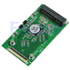 Hot Selling Adapter mSATA PCI-E SSD to 40pin ZIF CE Cable Card