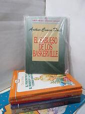 EL SABUESO DE LOS BASKERVILLE - CONAN DOYLE Spanish Literature Libros en Espanol