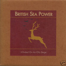"BRITISH SEA POWER It Ended On An Oily Stage UK vinyl 7"" NEW/UNPLAYED"