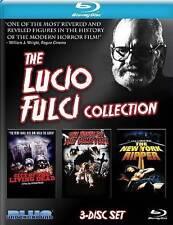 The Lucio Fulci Collection [Blu-ray] 3 - Disc Set